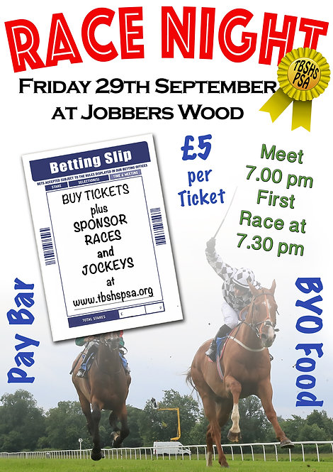 Race Night Ticket