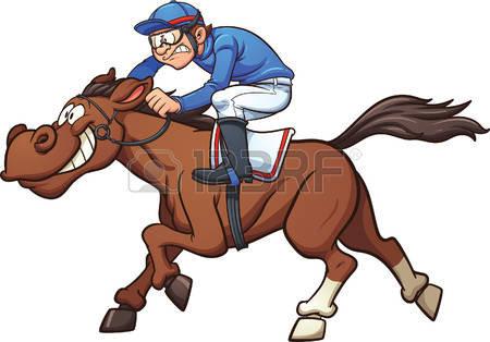 Race 1 Jockeys