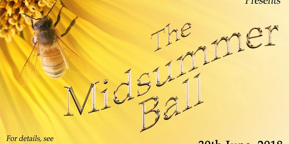 PSA Mid Summer Ball
