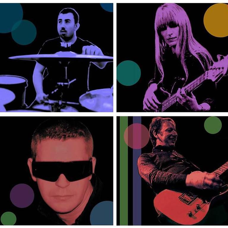THE SOUND OF POP ART (LIVE STREAM)