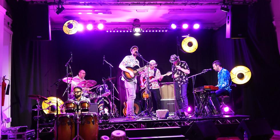 MUSIC ROOM REWINDS - THE BOONDOCK HIPPY