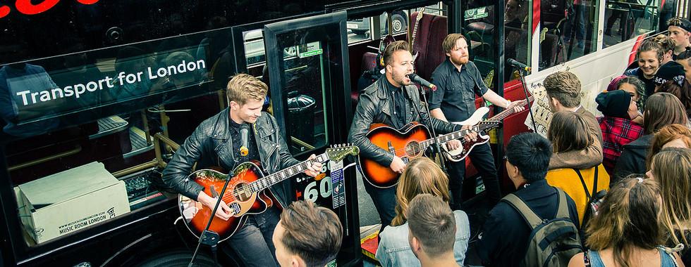 Fender Bus Jam 2014
