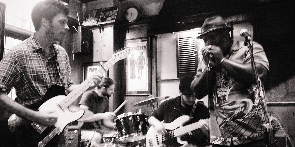 DUST ME DOWN BLUES BAND (LIVE STREAM)