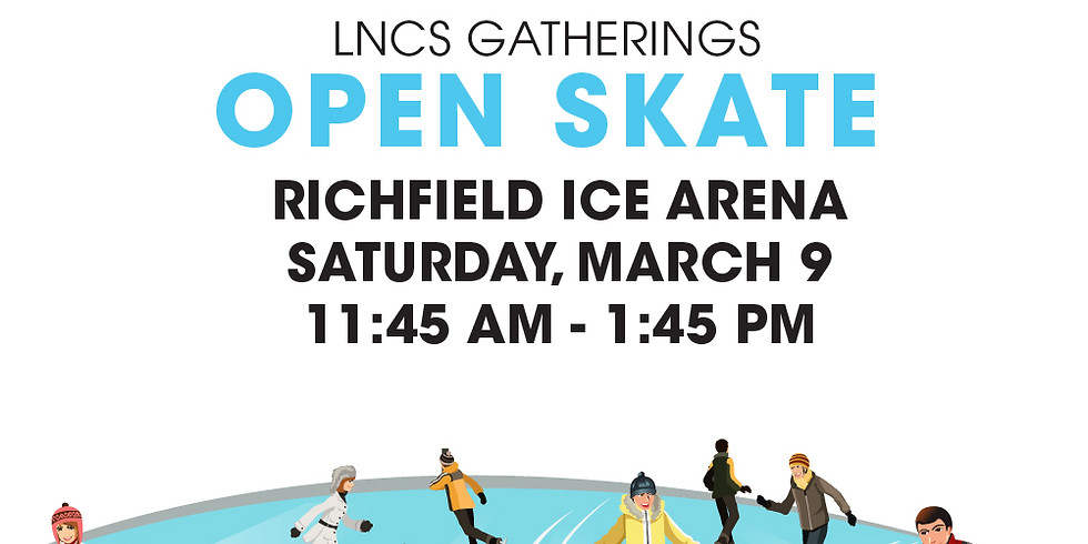 Open Skate at Richfield Ice Arena