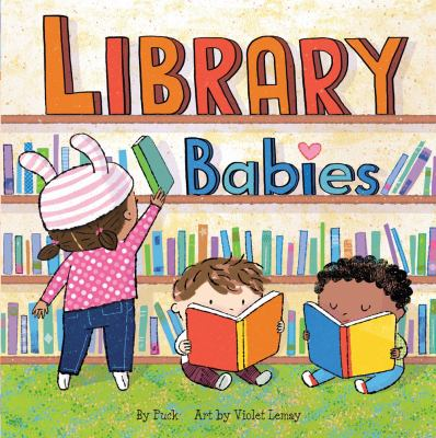 BB Puck - Library Babies