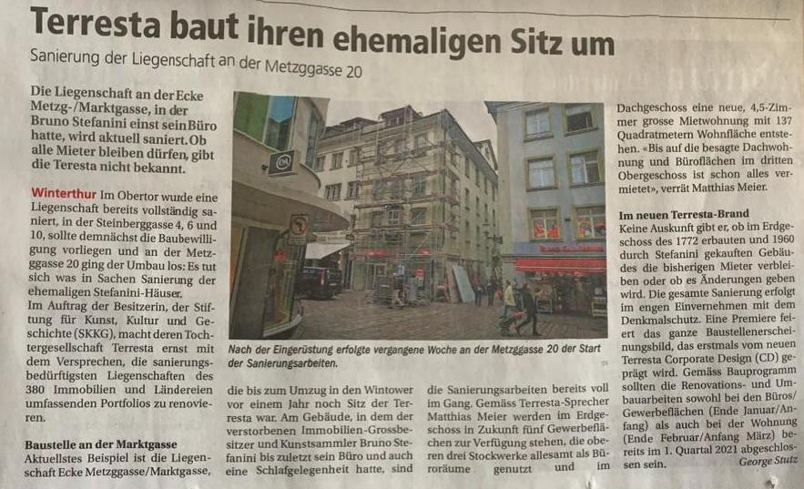 Winterthurer Zeitung