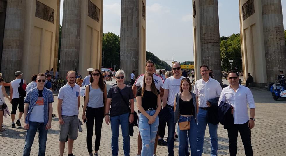 Architekturreise Berlin 2019