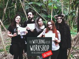 Workshop Especial Projeto Zodíaco