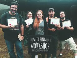 Workshop em Paranapiacaba