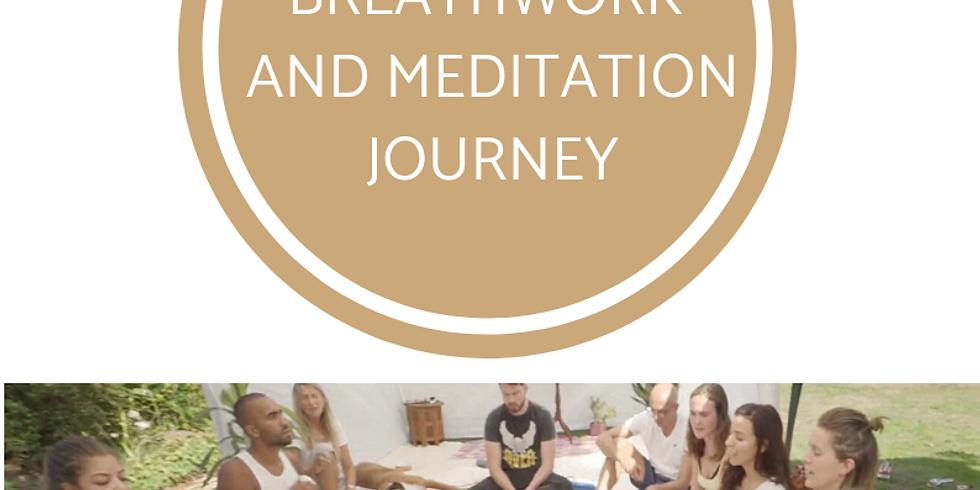 Sound, Breathwork and Meditation Journey - Day Retreat