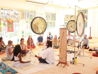 Sound and Music Healing
