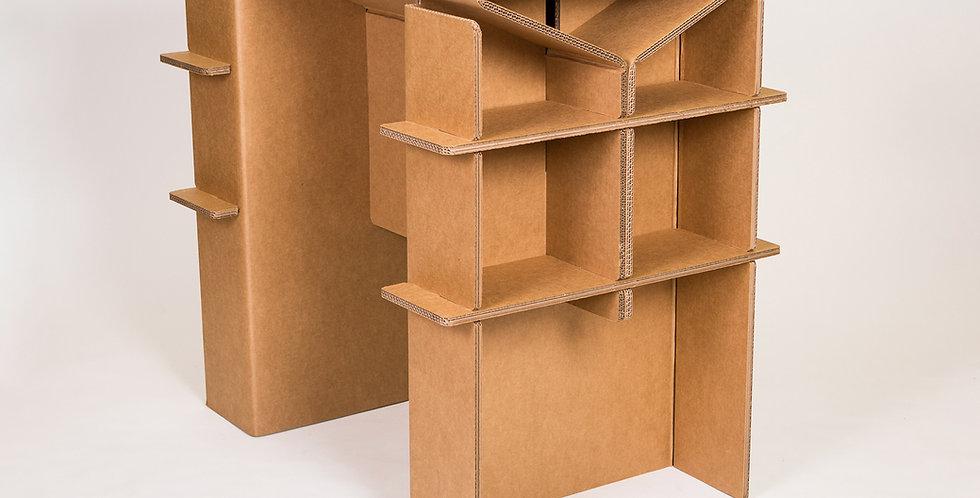 Cardboard Work Desk