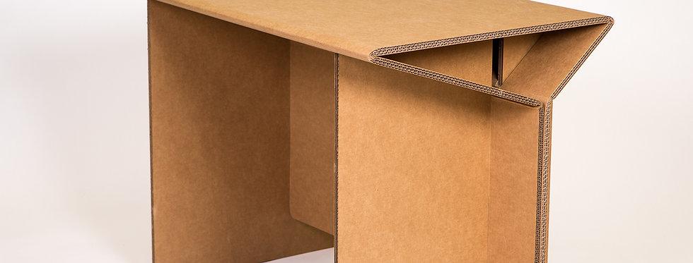 Cardboard Sitting Desk