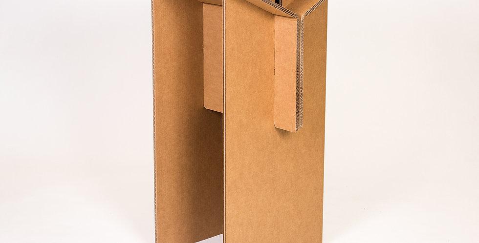 Cardboard Podium
