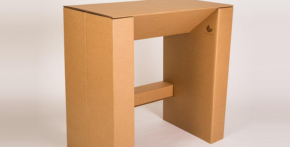 Cardboard Kickstarter Desk