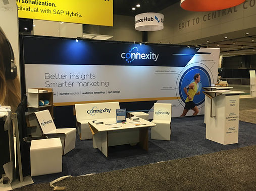 Connexity Booth
