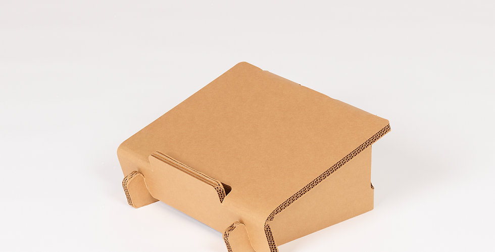 Cardboard Laptop Stand (Set of 3)