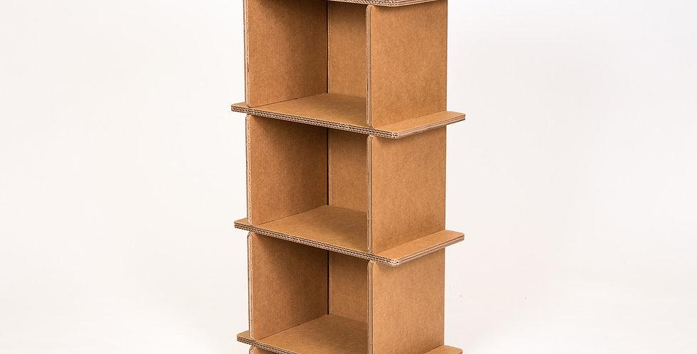 Cardboard Single Shelf