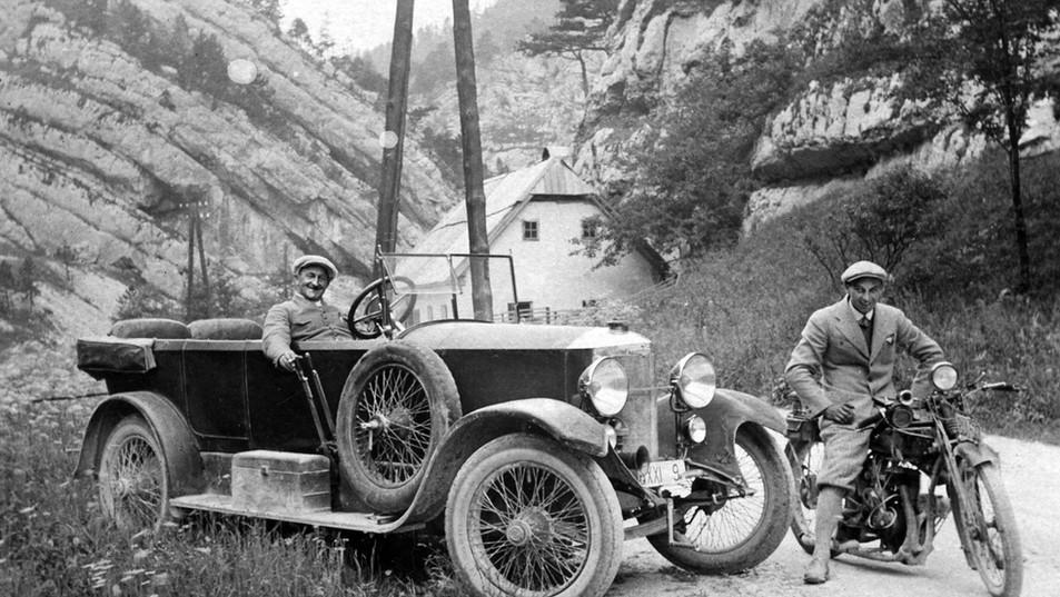 Austro Daimler 35 HP