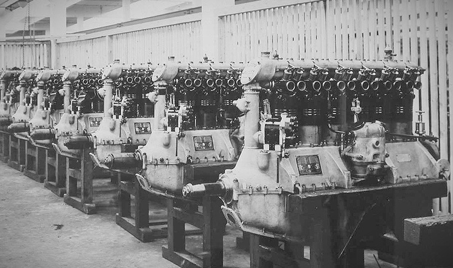Austro Daimler Flugmotor