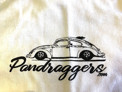 Pandraggers Work Force Shirt with free Shop Rag