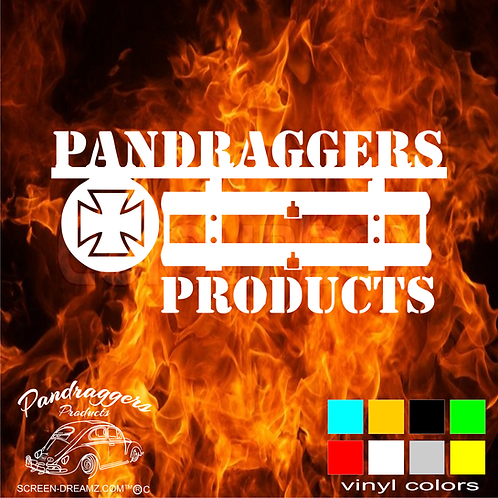 Pandraggers Beam Decal