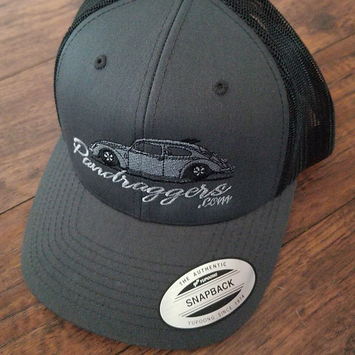 Silver Cloud Snap Back Hat