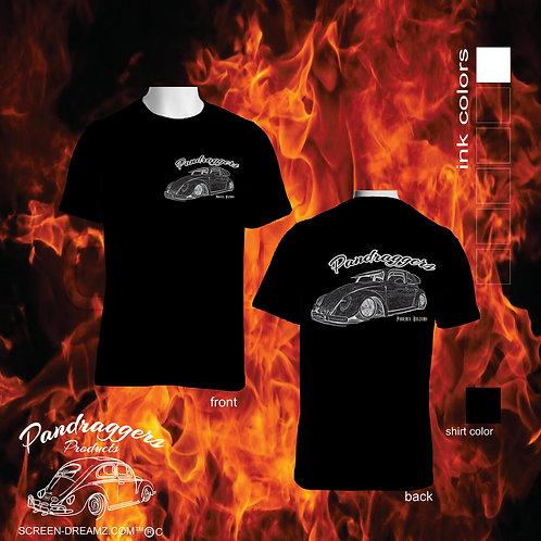 Pandraggers Split Shirt