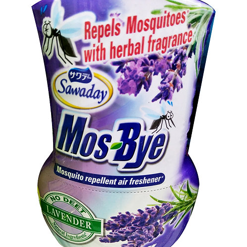 Sawaday Mos-Bye Mosquito Repellent Air Freshener - Lavender