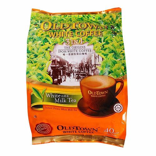 Old Town 3 in 1 Instant White Milk Tea 13 x 40g