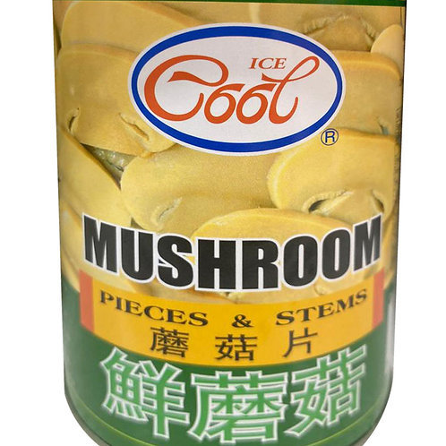 Ice Cool Mushroom - Pieces & Stems 425g