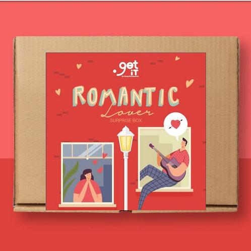 Romantic Lovers Surprise Box