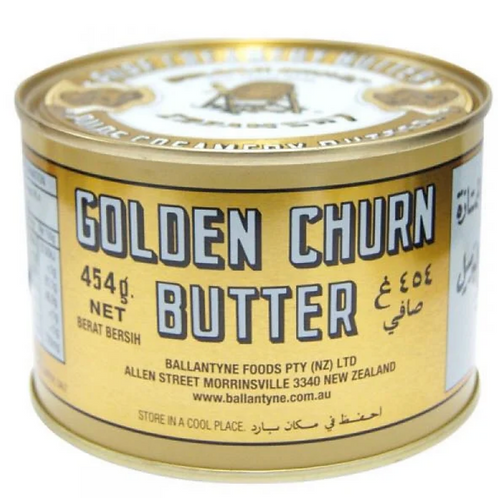 Golden Churn Butter 454g