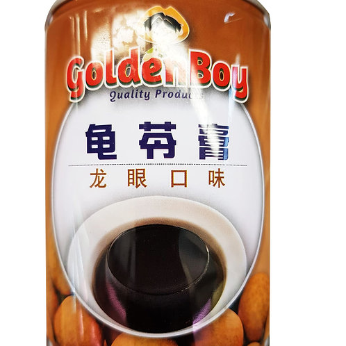 Golden Boy Herbal Jelly - Longan 250g