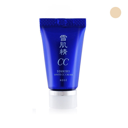 Kose Sekkisei White Cc Cream #01 Light Ochre (5.3ml)