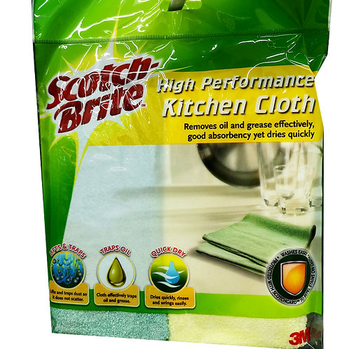 3M Scotch-Brite High Performance Cloth - Kitchen