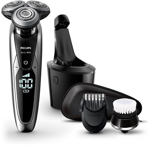 SHAVER Series9000  (W&D electric shaver with SmartClean PLUS)