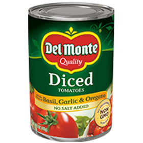 Del Monte Canned Tomatoes - Diced 411g