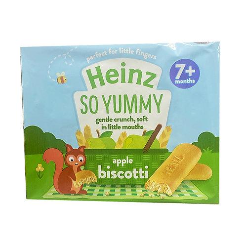 Heinz Biscotti Baby Finger Biscuit - Apple (7+ Months)