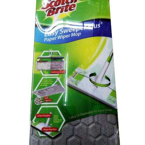 3M Scotch-Brite Starter Kit - Easy Sweeper Plus 1 per pack