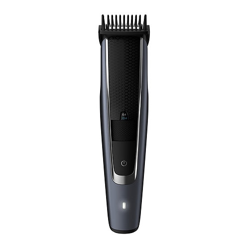 BeardTrimmer Series 5000. Stainless steel baldes