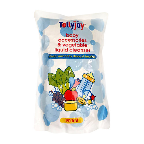 Tollyjoy Baby Liquid Cleanser Accessories & Vegetable