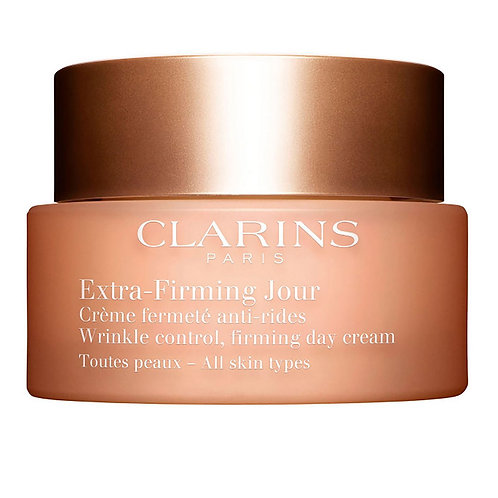 Clarins Extra-Firming Jour Wrinkle Control, Firming Day Silky Cream (50ml)