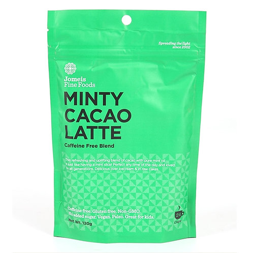 Jomeis Fine Foods Latte - Matcha & Cacao Latte 100g