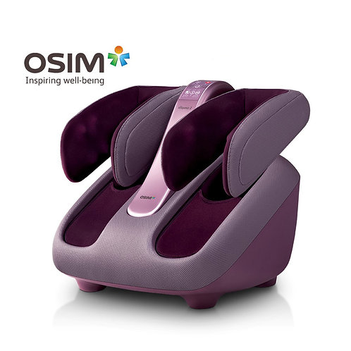 OSIM uSqueez 2 Leg Massager (Purple)