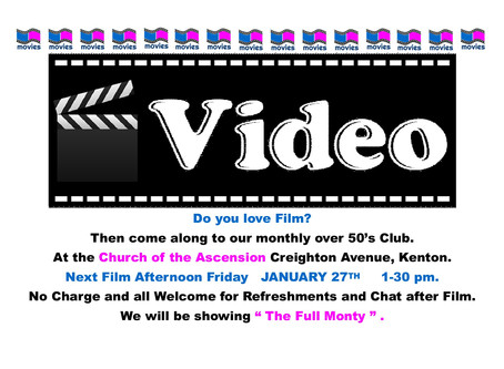 Film Club - January 27th