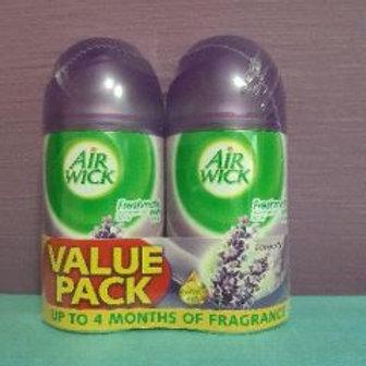 Air Wick Freshmatic Auto Spray Refill - Lavender 2 x 250ml