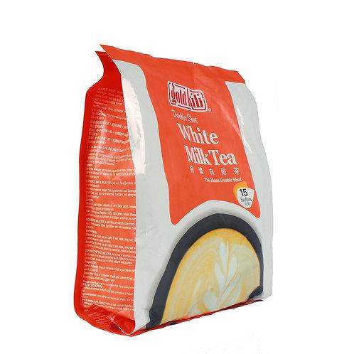 Gold Kili Premium Instant White Milk Tea - Double Shot 15 x 35g