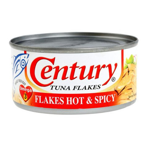 Century Tuna Flakes - Hot and Spicy 180g