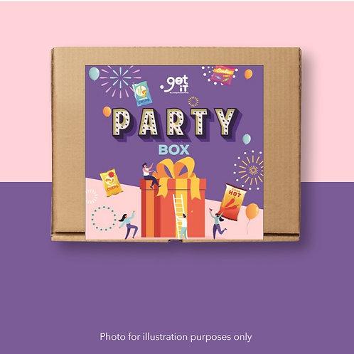 Party Surprise Box